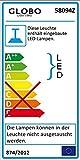 LED-Pendellampe-mit-Touch-Dimmer-hhenverstellbar-fr-Esszimmer-Pendelleuchte-Wohnzimmer-Kche-Hngeleuchte-Hngelampe-Esstisch-inkl-Leuchtmittel-1-x-24-Watt-warmwei-EEK-A