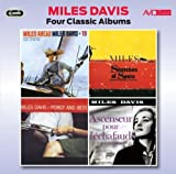4 Classic Albums - Miles Davis - Miles Ahead / Sketches Of Spain / Porgy And Bess / Ascenseur Pour L Echafaud- by Avid Records