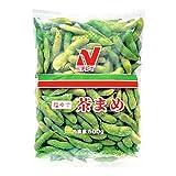 ニチレイ 塩ゆで茶豆 [台湾産] 500g 冷凍
