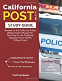 img - for California POST Exam Study Guide: Review for the California Police Officer Exam (PELLETB): Test Prep for the California Highway Patrol (CHP) Officer Exam book / textbook / text book