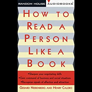 How to Read a Person Like a Book Audiobook