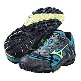 Mizuno Women's Wave Cabrakan 3 Trail Running Shoes - 410445