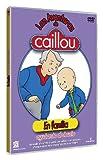 Las Aventuras De Caillou: En Familia. Ayudando El Abuelo [DVD] en Español