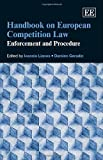 img - for Handbook on European Competition Law: Enforcement and Procedure (Elgar Original Reference) book / textbook / text book