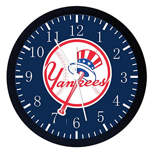 New York Yankees Wall Clock Yankees Wall Clock Yankees