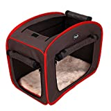 Petsfit 21x13x15 Portable Pop Open Cat Kennel,Cat Cage,Dog Kennel,Cat Play Cube,Lightweight Pet Kennel