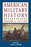 img - for American Military History book / textbook / text book