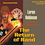 The Return of Rand: Hawk File, Book 6 (       UNABRIDGED) by Loren Robinson Narrated by Cameron Beierle