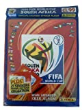 2010 FIFA WORLD CUP STICKER ALBUM ~ STARTER PACK