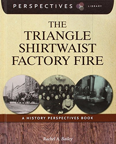 The Triangle Shirtwaist Factory Fire: A History Perspectives Book (Perspectives Library)