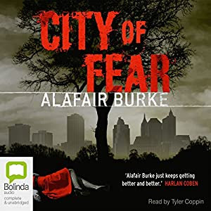 City of Fear Audiobook