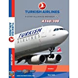 Just Planes Turkish Airlines A340 DVD