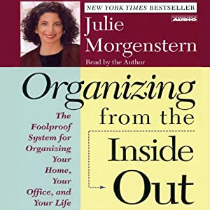 Organizing from the Inside Out Audiobook