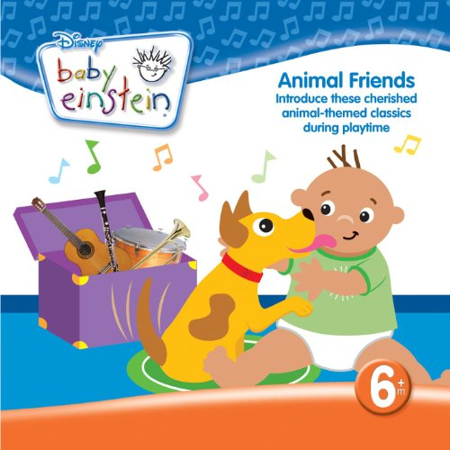 Baby Einstein-Animal Magic front-767580