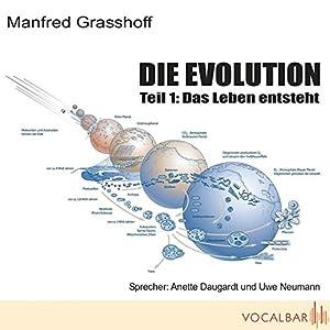 Hörbuch CD: Die Evolution: Teil 1: Das Leben entsteht