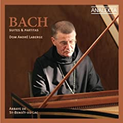 J.S. Bach: Suites &amp; Partitas