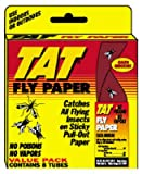 Black Flag Brands, Llc 8Pk Fly Paper Ribbon 34624 Flying Insect Trap