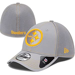 NFL Pittsburgh Steelers Flex Fit Cap by New Era