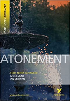 critical analysis of atonement I am often flummoxed by the critical praise and general adoration that  he is the  subject of much scholarly analysis, which simultaneously.