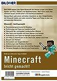 Image de Minecraft - leicht gemacht!: Mit Übersicht aller Crafting Rezepte ab Version 1.10