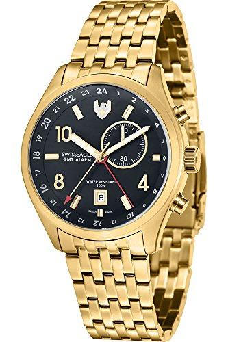 Swiss Eagle SE-9060-55 - Reloj para hombres