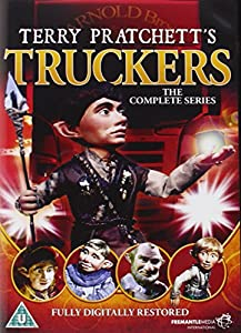 Terry Pratchett's Truckers The Complete Series [DVD]