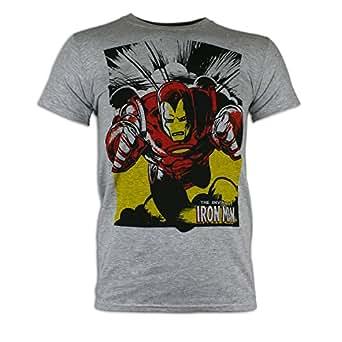 Mens Iron Man T-Shirt - Size Small