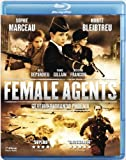 Image de Female Agents - Single Disc [Blu-ray] [Import allemand]