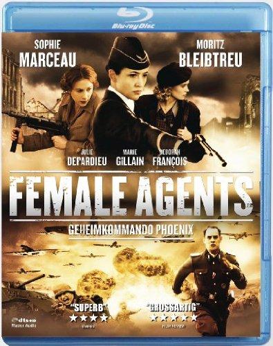 Female Agents - Geheimkommando Phoenix [Blu-ray]