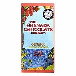Grenada Chocolate Company 60% Organic Dark Chocolate