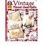 img - for Vintage Tinted Linens & Quilts (Design Originals: Can Do Crafts) (Paperback) - Common book / textbook / text book