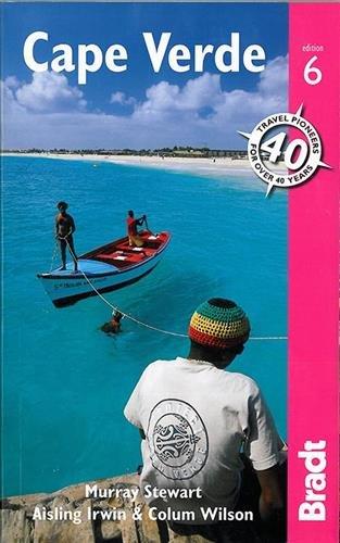 Bradt viaje guía Cabo Verde (Bradt viaje guía islas de Cabo Verde)