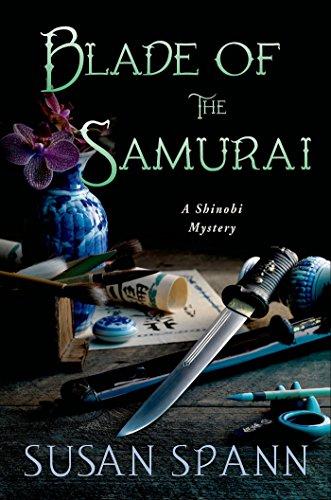 Susan Spann - Blade of the Samurai: A Shinobi Mystery