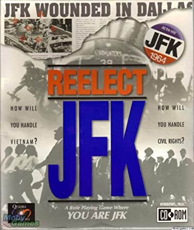 Reelect JFK