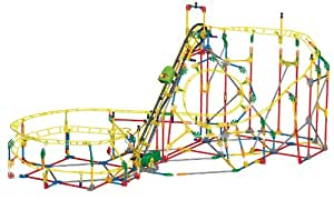 K'NEX Thrill Rides - Hot Shot! Video Coaster
