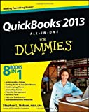 QuickBooks 2013 All-in-One For Dummies by Nelson, Stephen L. 1st (first) Edition (12/10/2012) Paper book ISBN:1118496752