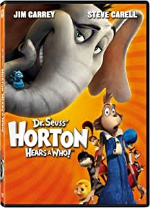 Horton Hears a Who (Single-Disc Edition)