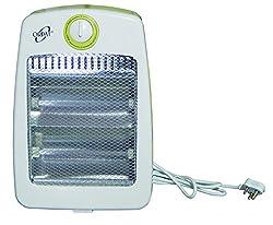 Orpat OQH-1290 800 Watt Quartz Heater (Ming Green)