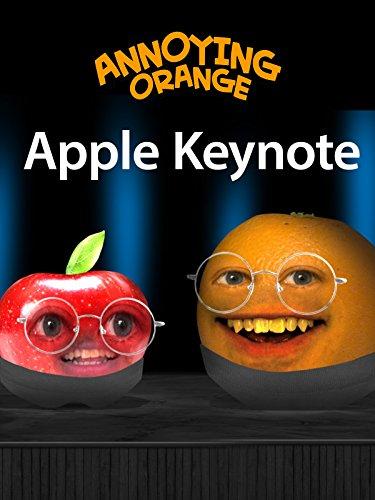 Annoying Orange - Apple Keynote