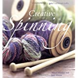 Creative Spinning (Gaia Traditional Crafts)by Alison Daykin