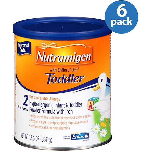 Nutramigen 2 Toddler Powder Formula, 12.6 Oz, (Pa