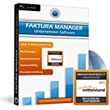 "Faktura Manager - Unternehmer Softwarevon ""Scoutsystems Software..."""