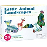 Little Animal Landscapes: 24 Punch-Outs for Play and Display