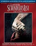 Schindler's List: 20th Anniversary [Blu-ray + DVD + Digital Copy + UltraViolet] (Bilingual)