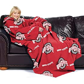 """The Northwest Company Blanket, College 48"""" x 71"""" Comfy Wrap"""