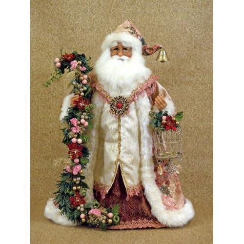 Karen Didion Originals Victorian Santa Claus doll 17