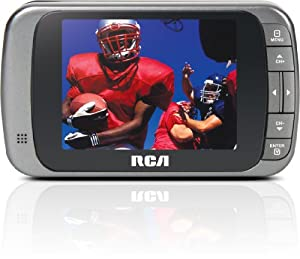 RCA DHT235A 3.5-Inch LED-lit 720p 60Hz TV (Silver)