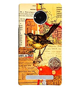 Clarks Printed Designer Back Cover For Micromax Yu Yuphoria