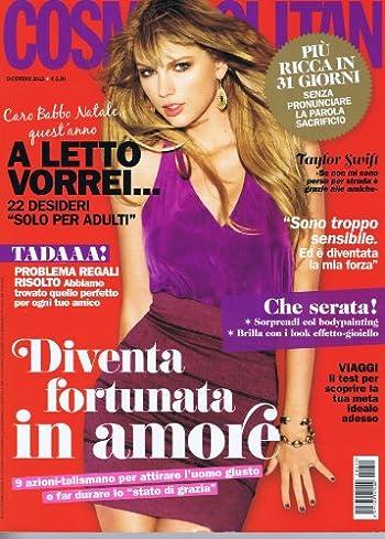 Cosmopolitan [Italy] December  2012 (単号)