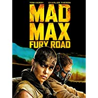 Mad Max: Fury Road HD Rental
